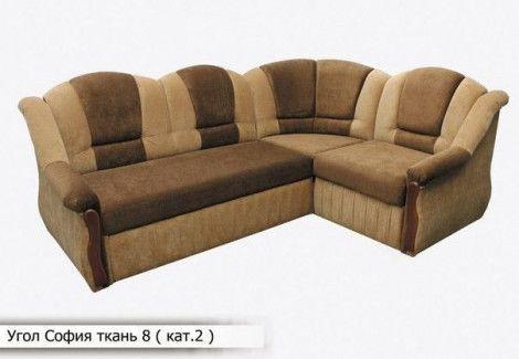 Угловой диван «София» (Диван плюс)