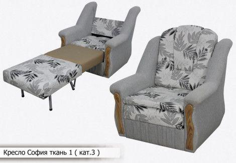 Кресло раскладное «София» (Диван плюс)