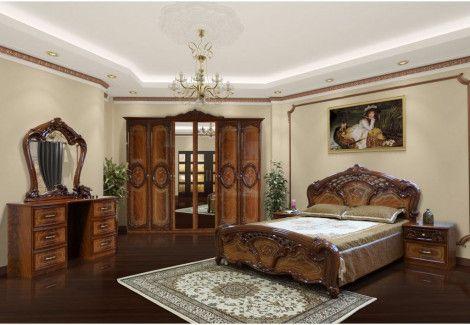 Спальня Кармен Нова Люкс Світ Меблів