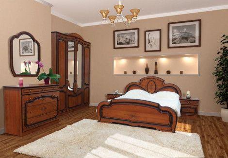 Спальня Полина  Світ меблів