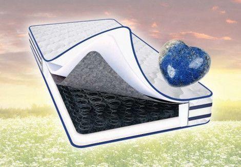 Матрас «Лазурит 3D» (Світ Меблів)