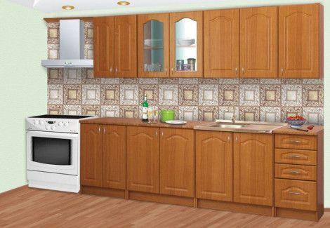 Кухня «Юлия» 2.6 м. (Пехотин)