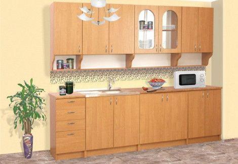 Кухня «Вероника-ДСП» 2.6 м. (Пехотин)