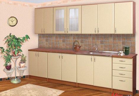 Кухня «Мальвина»  (Пехотин)
