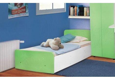 Детская кровать  «СИМБА» (Пехотин)