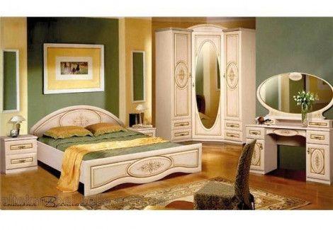 Кровать без каркаса 1600/545 б/м