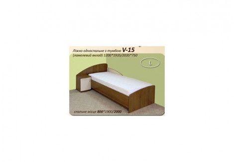 Кровать Valentina V-15 (Континент)