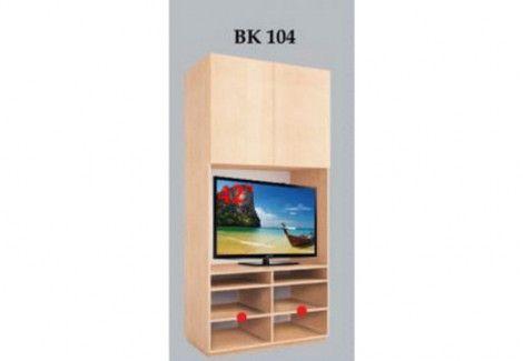 Шкаф с нишой под ТВ Виват ВК 104 «ДОМ»