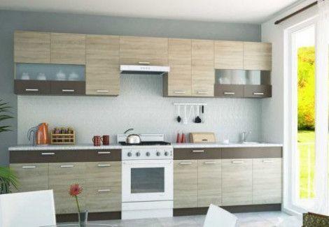 Кухня «Алина» 2,6 м (Сокме)