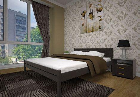 Кровать деревянная «Классика» (ТИС)