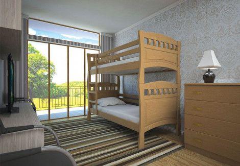 Двухъярусная кровать «Трансформер 9» (Тис)