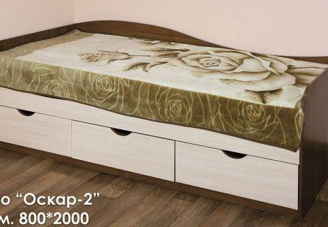 Кровать «Оскар-2» (Континент)