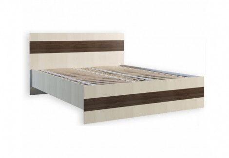 Кровать 1.4м Марсель+ламель Феникс