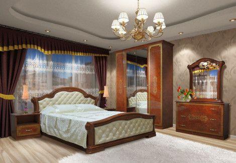 Спальня Венеция Новая Світ Меблів
