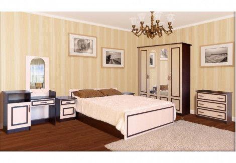 Спальня Ким Светлый венге Світ Меблів