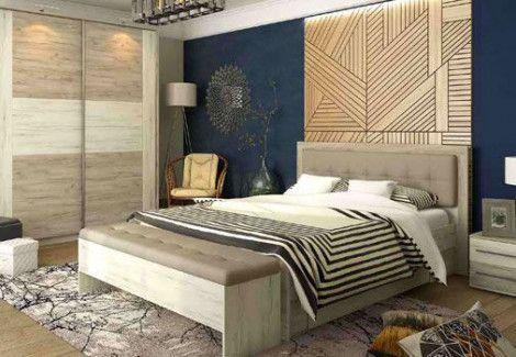 Спальня Милана Сокме