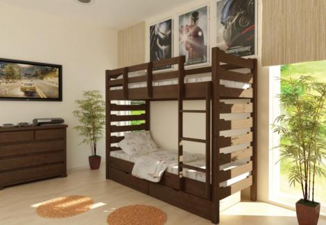 Кровать «Троя» (Mebigrand)