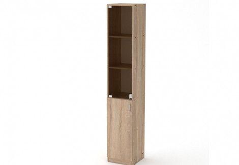 Шкаф книжный КШ-9 Компанит