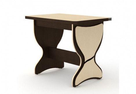 Кухонный стол КС-4 (раскладной) Компанит