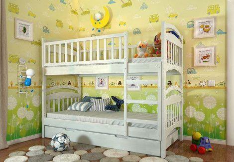 Двухъярусная кровать Смайл «Арбор Древ»