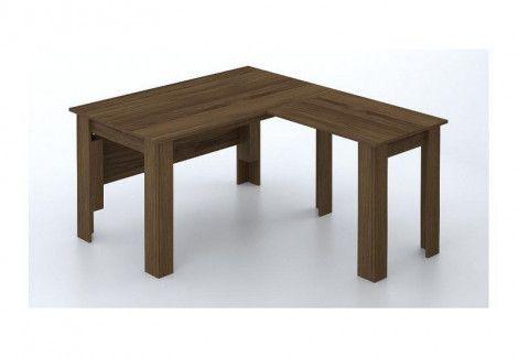 Стол угловой СТ138, НТ86 Комфорт