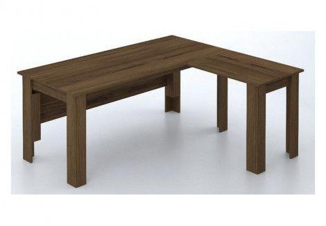 Стол угловой СТ180, НТ86 Комфорт