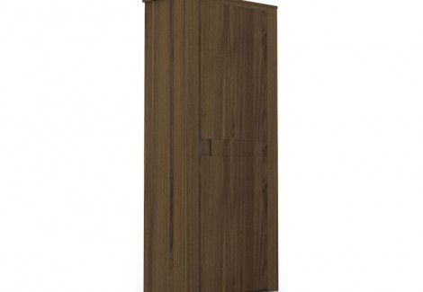 Шкаф для документов закрытый С185.4 Комфорт