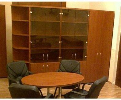 Шкаф для документов с тонированными стеклами КШС 179 Персона