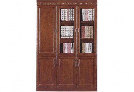 Шкаф для документов с гардеробной частью W-1309 MIND