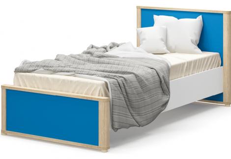 Кровать односпальная 90 Лео Мебель-сервис