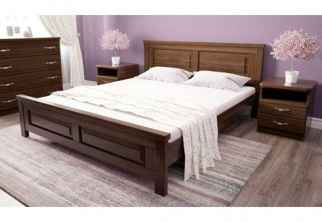 Кровать двуспальная Лондон Гермес