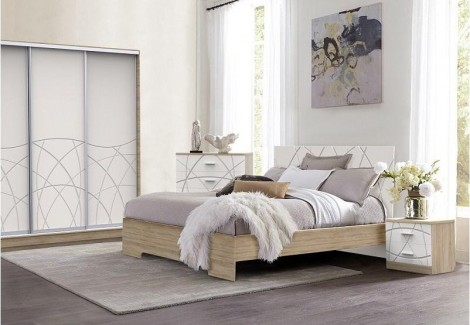 Спальня Миа Неман