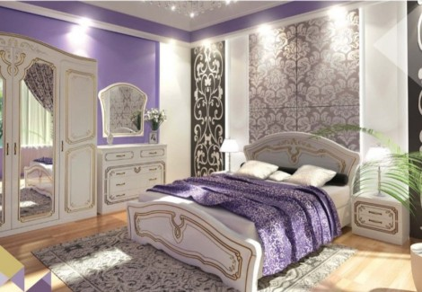 Спальня Альба Неман