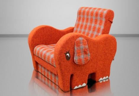 Кресло-кровать Слоник Катунь