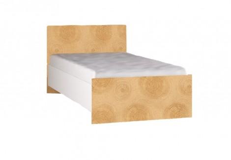 Кровать 0.9м Вуд Феникс