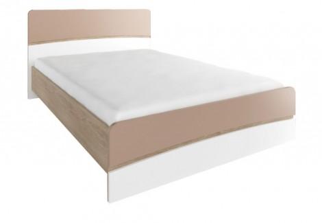 Кровать 1.4м Капучино Феникс