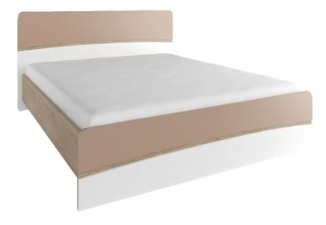 Кровать 1.6м Капучино Феникс