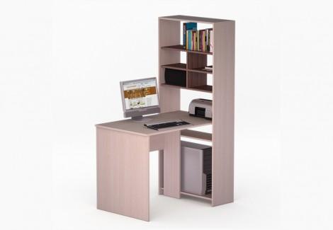Компьютерный стол ЛЕД 44 Флеш-Ника
