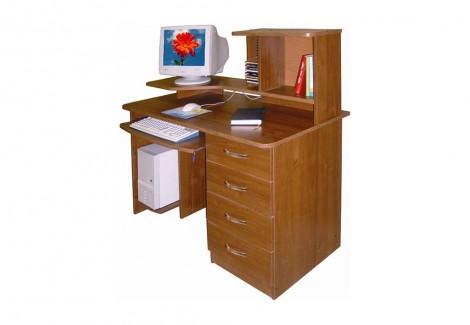 Компьютерный стол Микс 9 Флеш-Ника