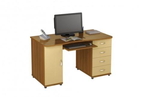 Компьютерный стол Микс 28 Флеш-Ника