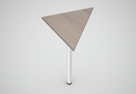 Приставной элемент ПУБ 60х60 Флеш-Ника