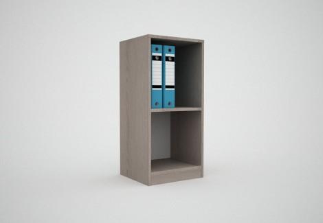 Шкаф для офиса ШБ 1 Флеш-Ника