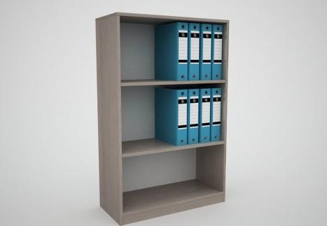 Шкаф для офиса ШБ 7 Флеш-Ника