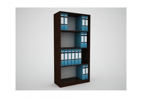 Шкаф для офиса Эко 51 Флеш-Ника