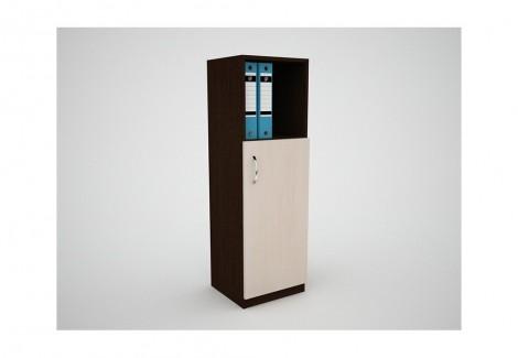 Шкаф для офиса Эко 54 Флеш-Ника