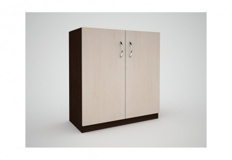 Шкаф для офиса Эко 62 Флеш-Ника
