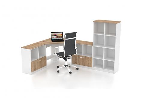 Комплект офисной мебели Simpl 20 Флеш-Ника