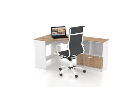 Комплект офисной мебели Simpl 22 Флеш-Ника