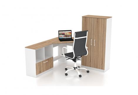 Комплект офисной мебели Simpl 23 Флеш-Ника
