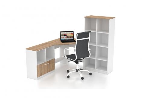 Комплект офисной мебели Simpl 24 Флеш-Ника